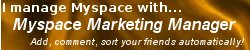Myspace Marketing Manager icon